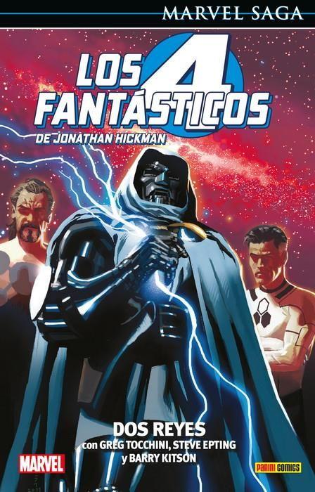 LOS 4 FANTÁSTICOS DE JONATHAN HICKMAN 05