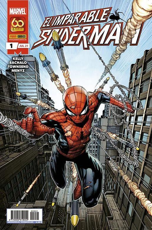 El Imparable Spiderman 01