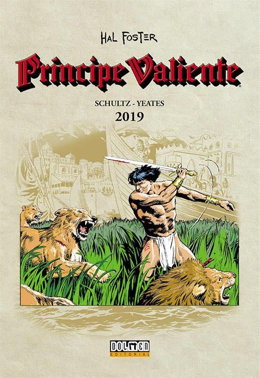 Príncipe Valiente 2019