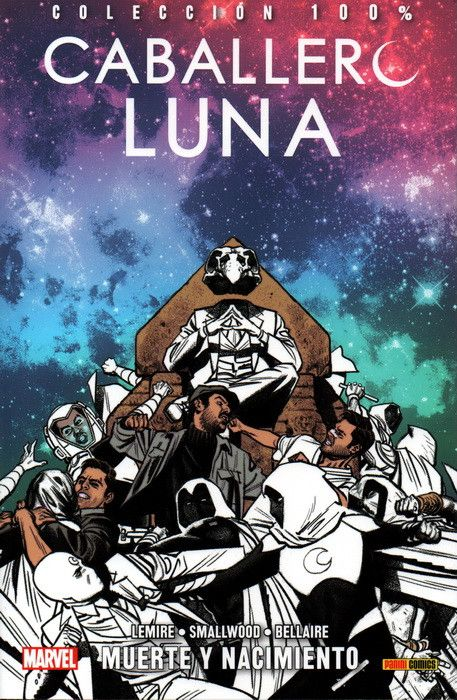 100% Marvel. Caballero Luna   6