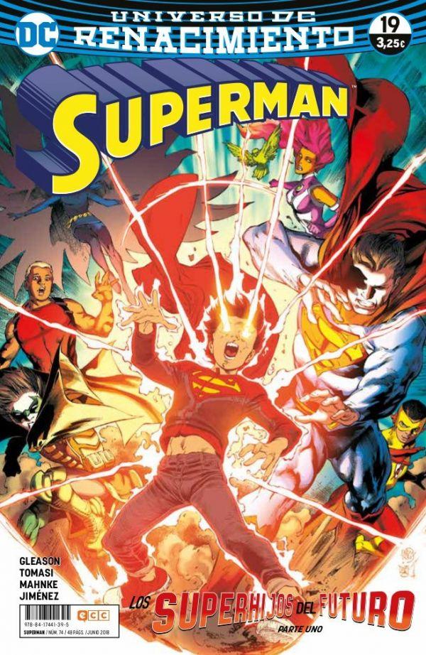 Superman núm. 19 (Renacimiento)