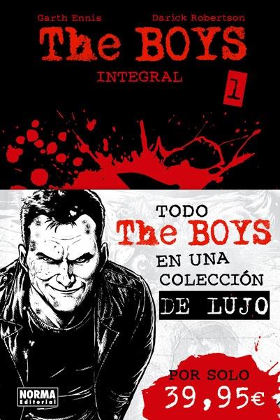 The Boys integral vol. 01 (de 3)
