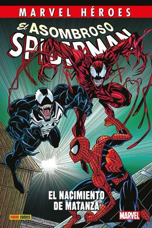 El Asombroso Spiderman: El nacimiento de Matanza