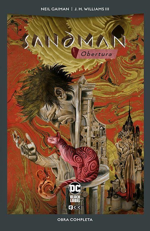 Sandman: Obertura (DC Black Label Pocket)