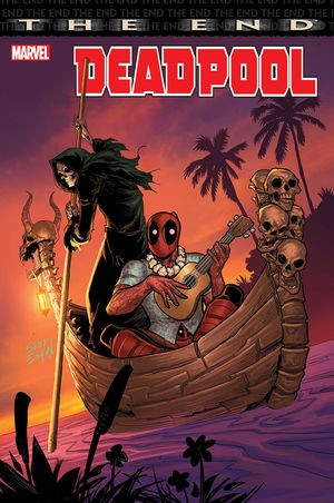 DEADPOOL THE END (2020) #1B (SALVA ESPÍN)