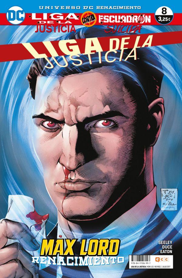 Liga de la Justicia núm. 08 (Renacimiento)