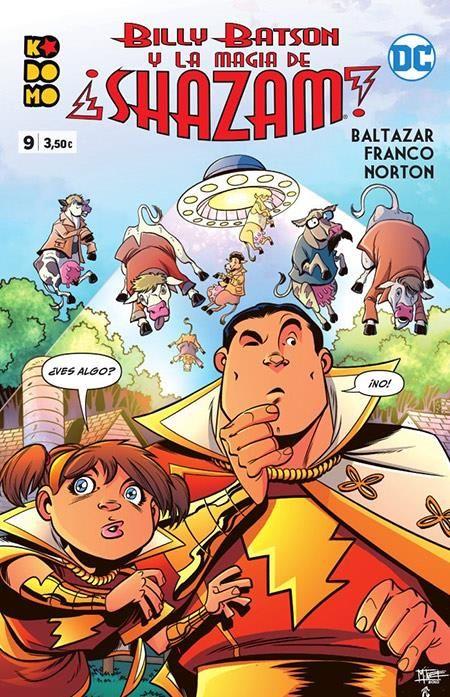 BILLY BATSON Y LA MAGIA DE ¡SHAZAM! 09