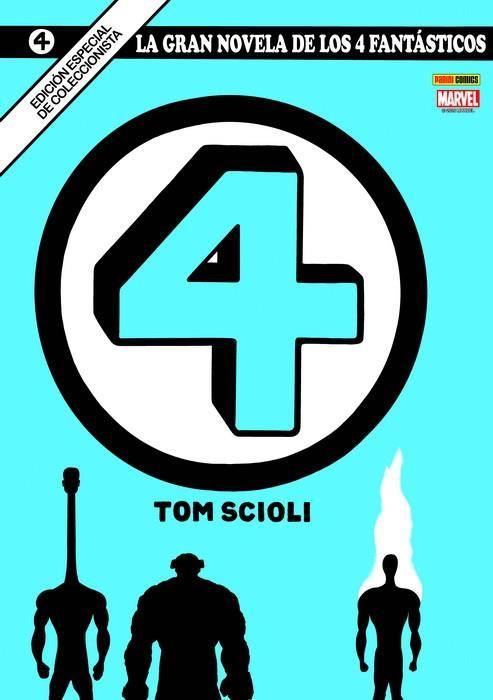 La Gran Novela de Los 4 Fantásticos 01