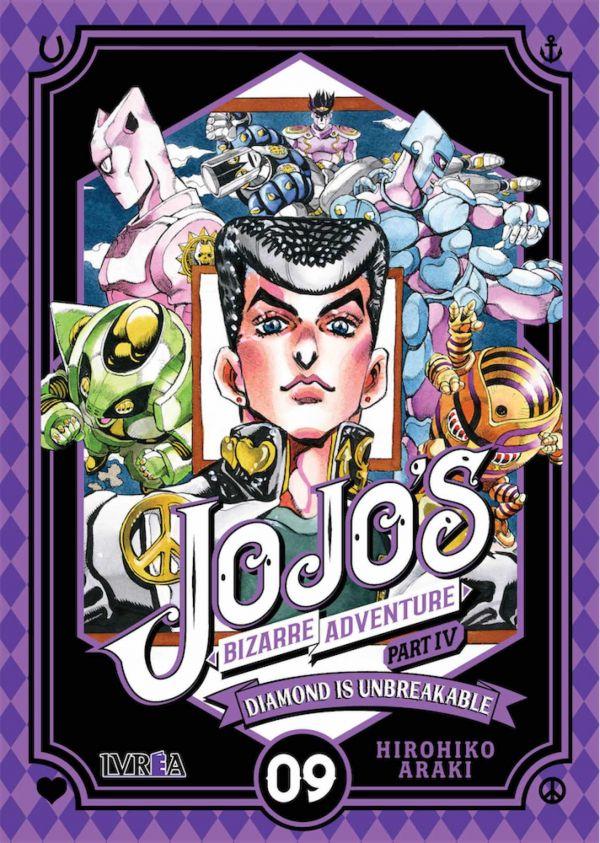 JOJO'S BIZARRE ADVENTURE. PART IV: DIAMOND IS UNBREAKABLE 09