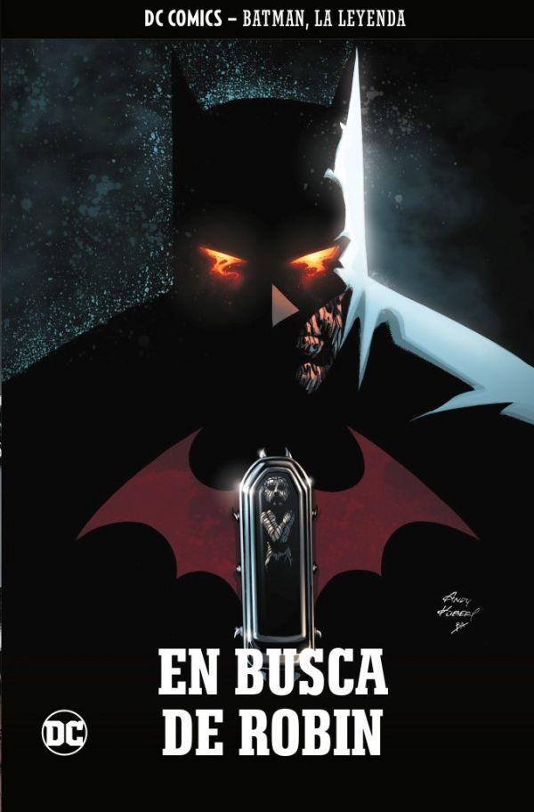 Batman, la leyenda 33