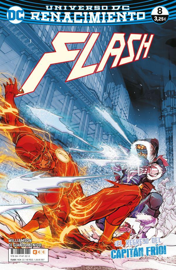 Flash núm. 08 (Renacimiento)