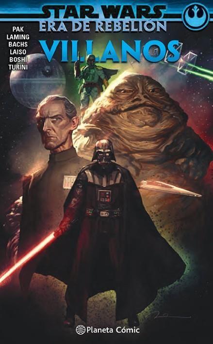 Star Wars Era de la Rebelión: Villanos