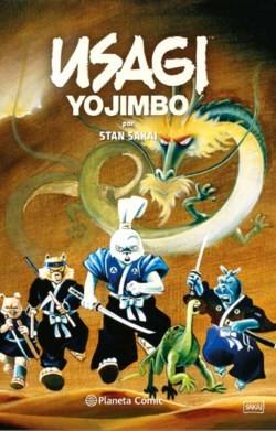 USAGI YOJIMBO: LA COLECCIÓN FANTAGRAPHICS 01