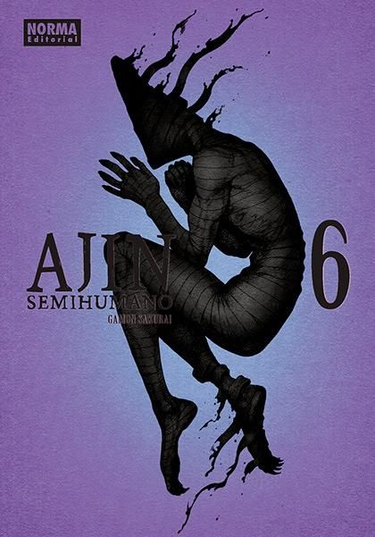 Ajin (Semihumano) 06