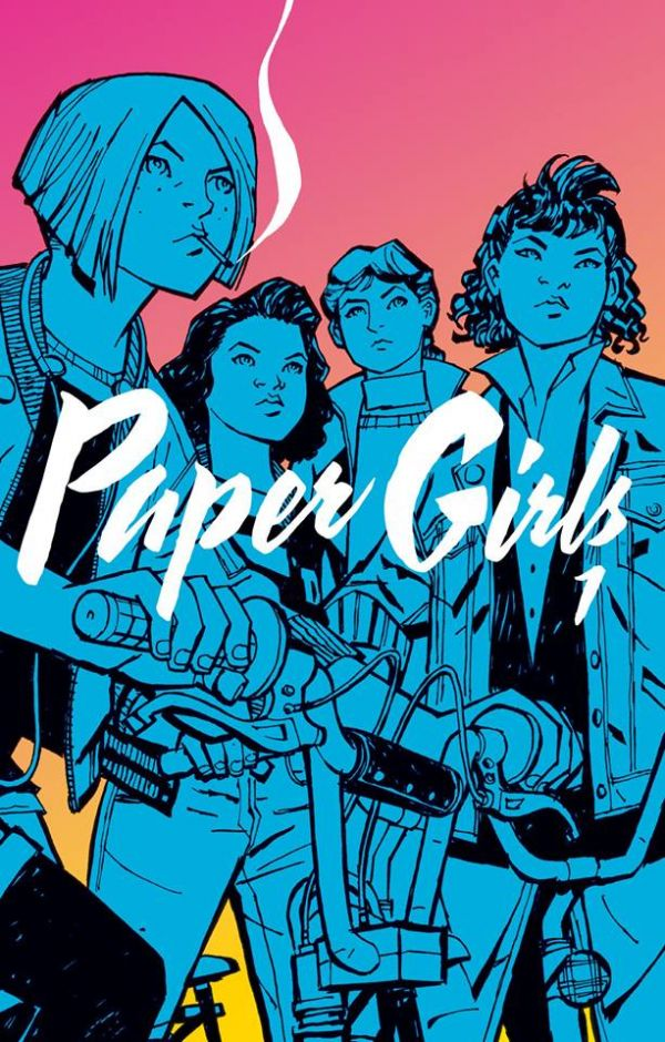 PAPER GIRLS 01 (TOMO)