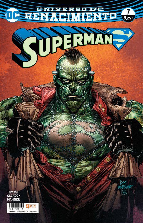 Superman núm. 07 (Renacimiento)