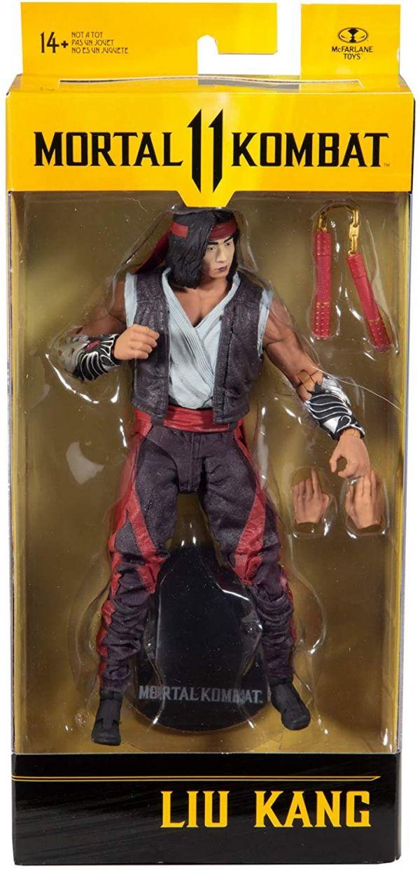 Mortal Kombat 11 Figura Liu Kang 18 cm