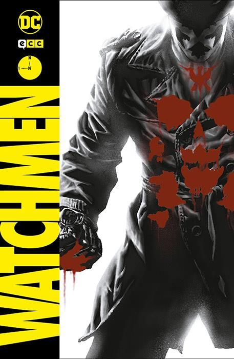 Coleccionable Watchmen 01 (de 20)