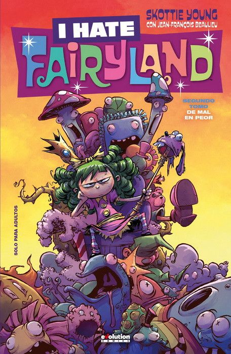 I HATE FAIRYLAND 02