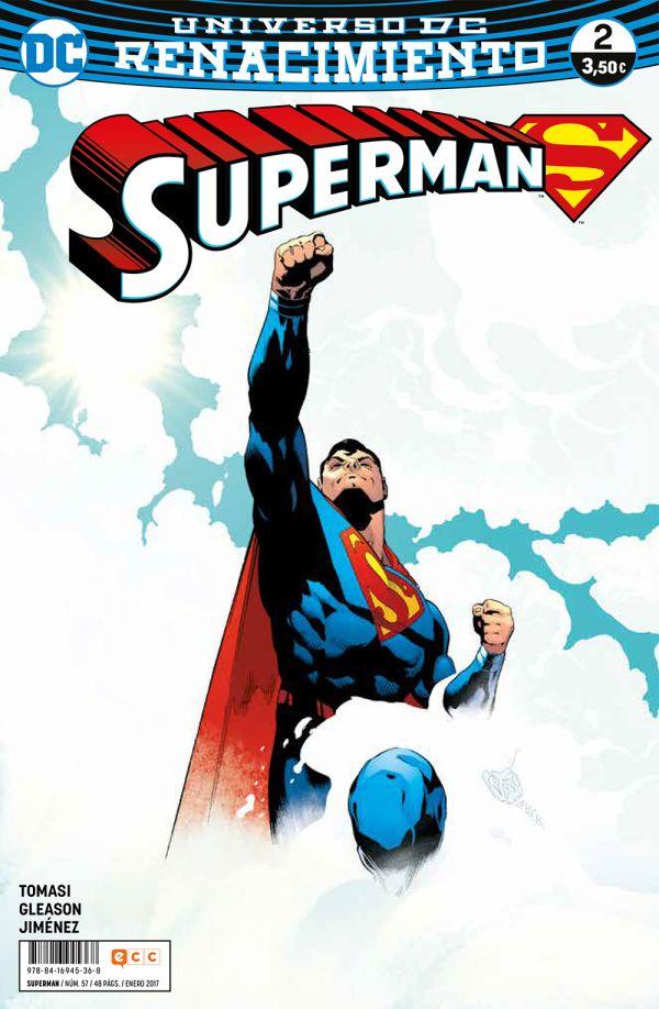 Superman núm. 02 (Renacimiento)
