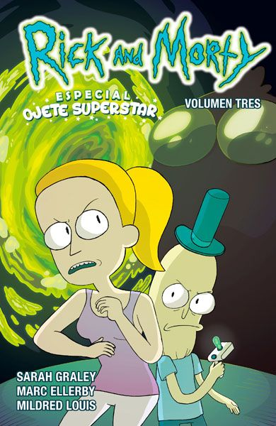 RICK Y MORTY 03
