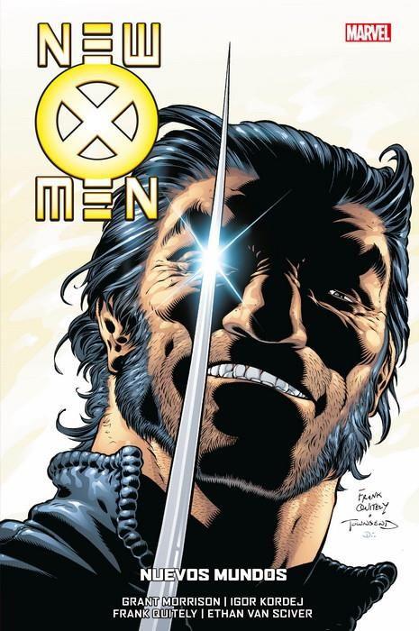 New X-Men 03 de 7. Nuevos mundos