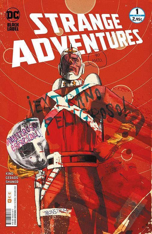 Strange Adventures 01 (de 12)