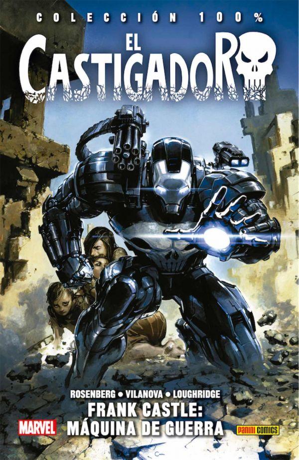 100% Marvel HC. El Castigador 04