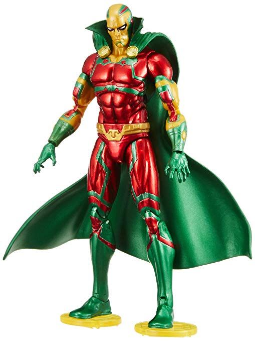 MR. MIRACLE DC ICONS EARTH 2