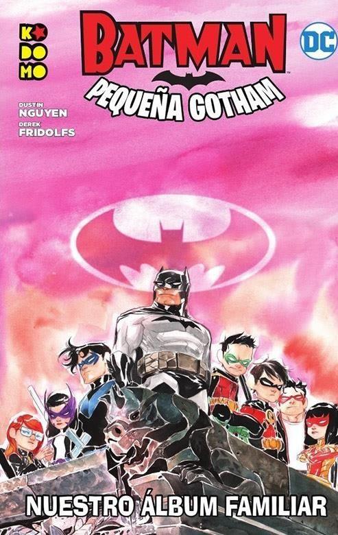 Batman: Pequeña Gotham vol. 04 (de 4): Nuestro álbum familiar