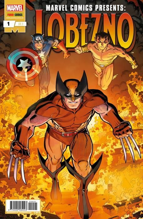 Marvel Comics Presents: Lobezno 01
