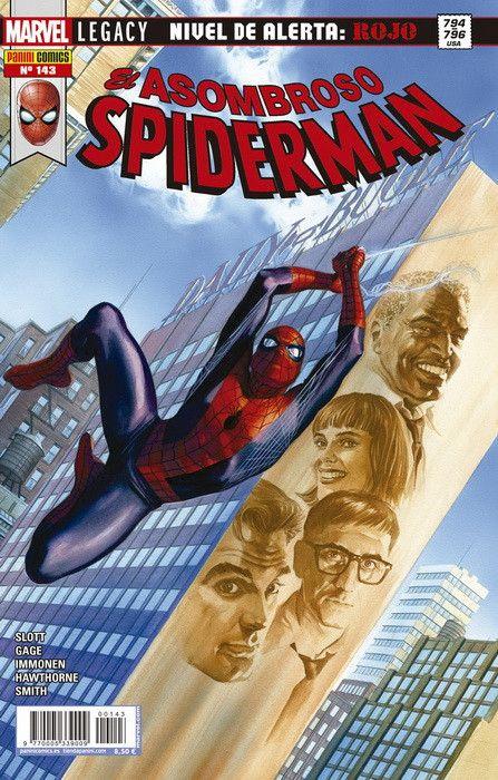 El Asombroso Spiderman 143
