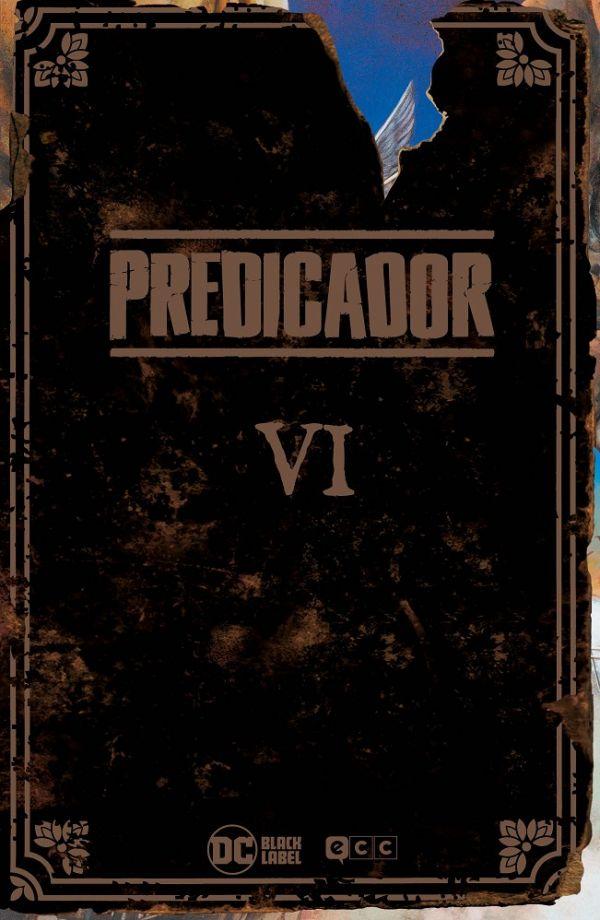 PREDICADOR. EDICIÓN DELUXE 06
