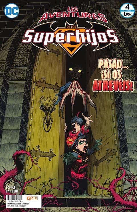 LAS AVENTURAS DE LOS SUPERHIJOS 04