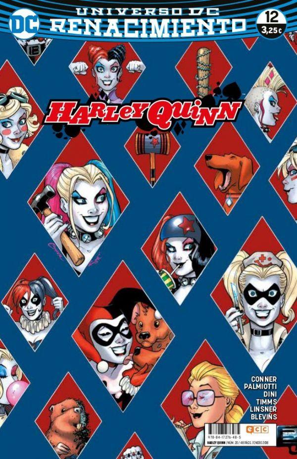 Harley Quinn núm. 12 (Renacimiento)