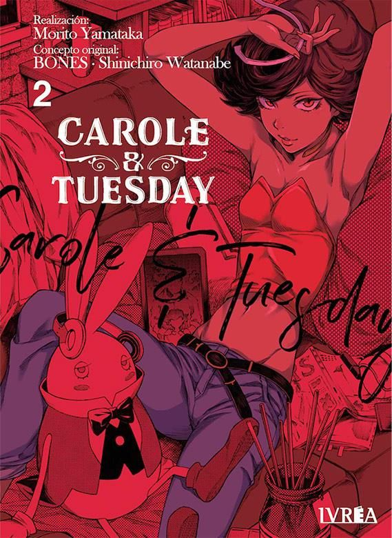 Carole & Tuesday 02