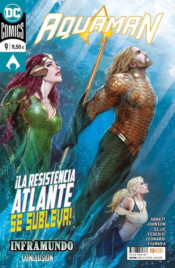 Aquaman núm. 09 (Renacimiento)