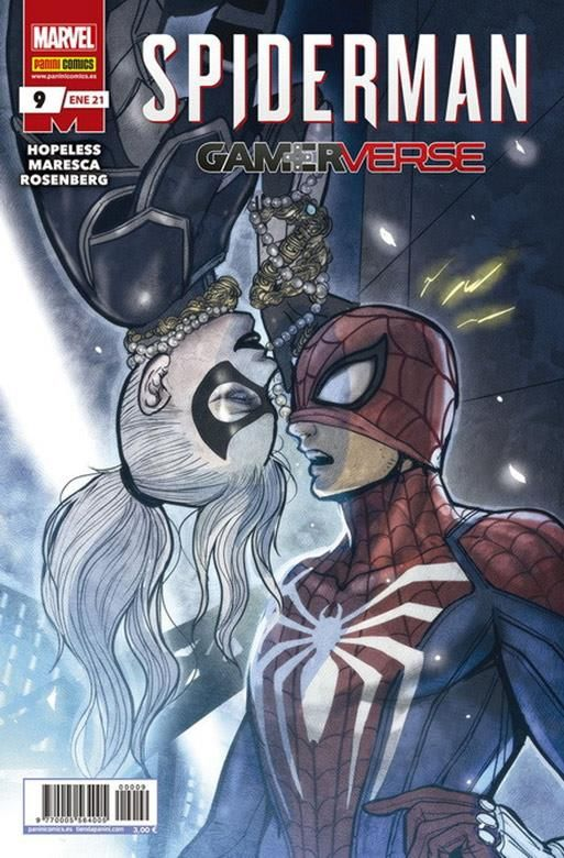 SPIDERMAN: GAMERVERSE 09