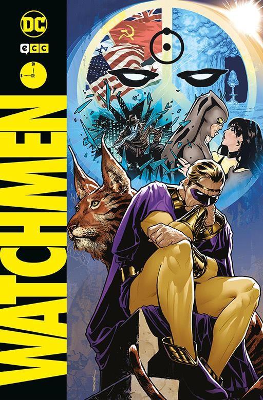 Coleccionable Watchmen 08 (de 20)