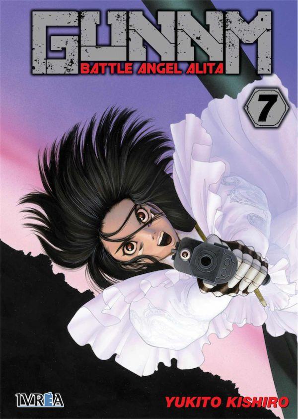 GUNNM (BATTLE ANGEL ALITA) 07
