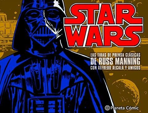 Star Wars Tiras de prensa 01 (de 3)