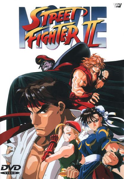 Street Fighter II. La película