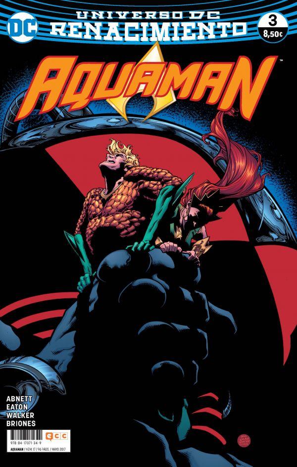 Aquaman núm. 03 (Renacimiento)