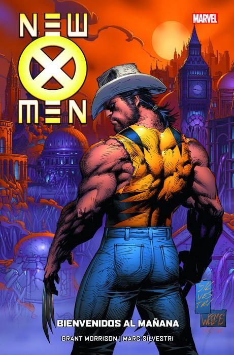 New X-Men 07 de 7. Bienvenidos al mañana