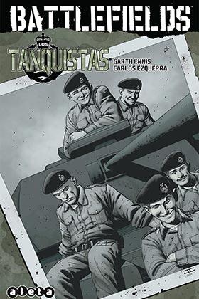 Battlefields Vol. 03: Los tanquistas