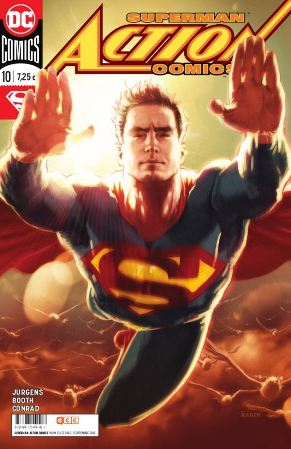 Superman: Action Comics núm. 10