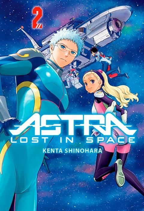 ASTRA. LOST IN SPACE 02