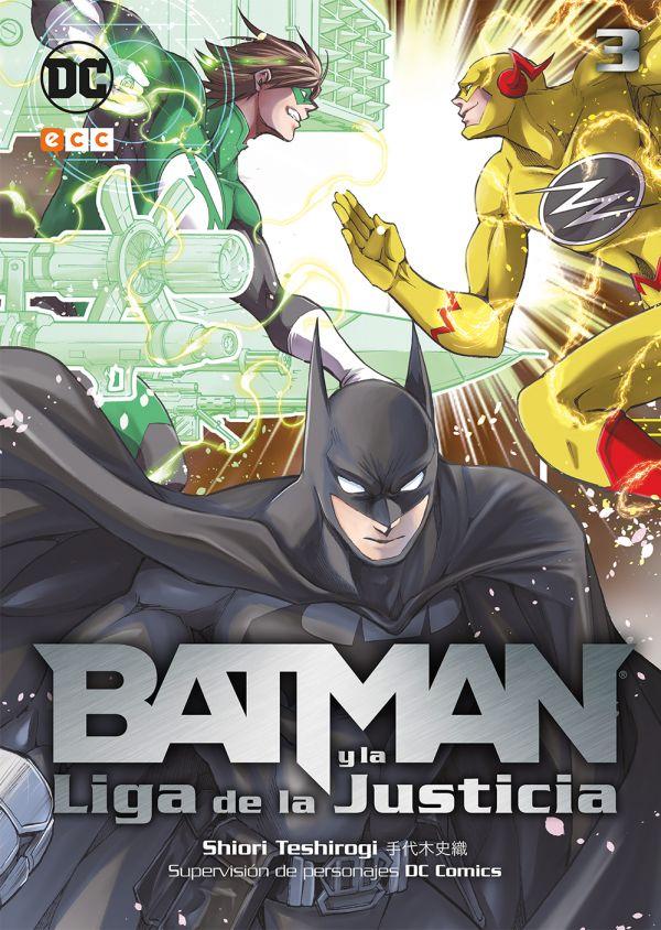 BATMAN Y LA LIGA DE LA JUSTICIA 03