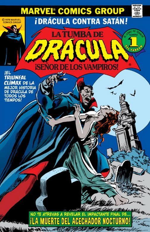 Biblioteca Drácula. La Tumba de Drácula 09 (de 10)