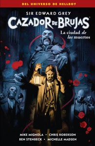 SIR EDWARD GREY: CAZADOR DE BRUJAS 4